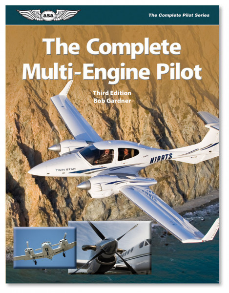 complete multi engine pilote asa