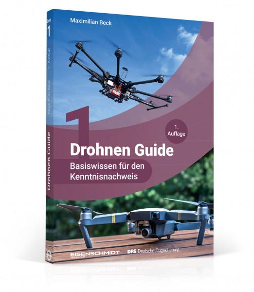 Drohnen Guide: Basiswissen für den Kenntnisnachweis__Titel_Drohnenpilot