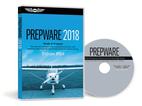 Prepware Private Pilot 2018