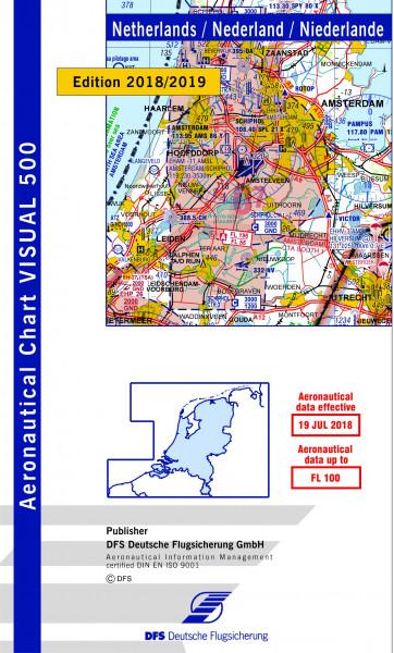 Visual 500 Netherlands (Ausgabe 2020)