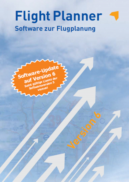 Flight Planner - Software-Update auf 6.0