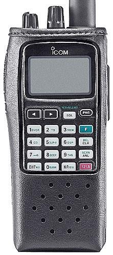 Tragetasche LC159 für ICOM A24/A6E
