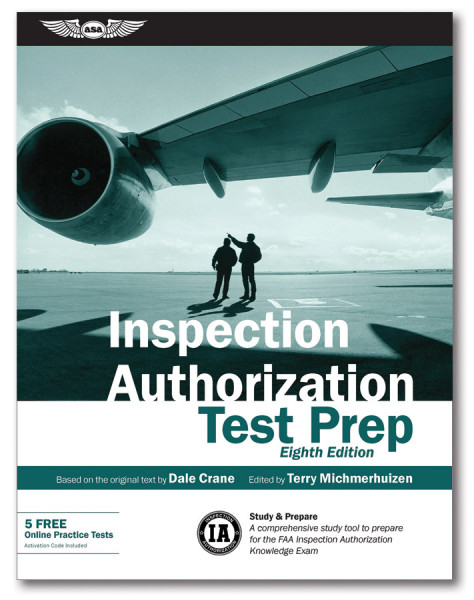 Inspection Authorization Test Prep (Buch)