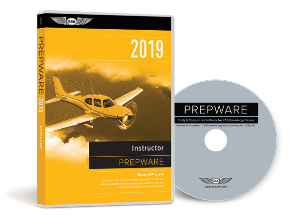 Prepware 2019: Instructor (Software, DVD)