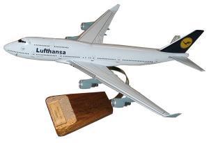 Modell Boeing 747-400 LH - ABVERKAUF
