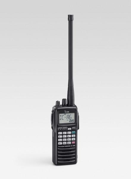 ICOM Handfunkgerät IC-A6E (8,33kHz)
