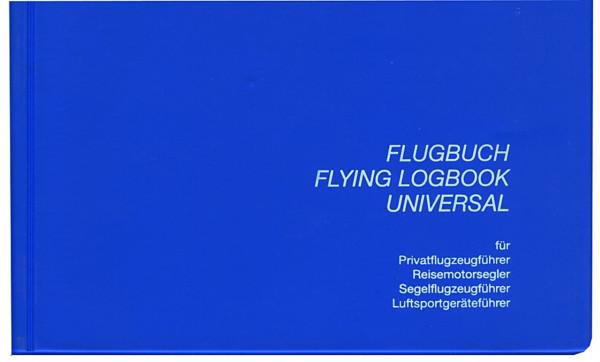 Flugbuch Universal - Ultraleicht (Abverkauf)
