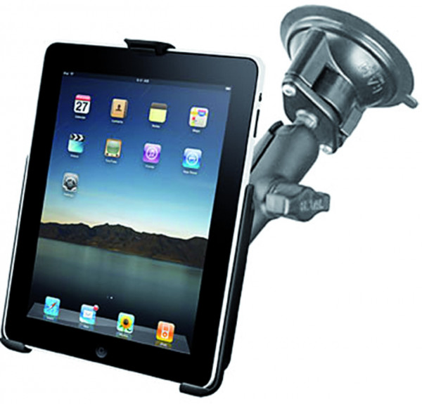 Saugnapfhalterung für Apple iPad RAM MOUNTS