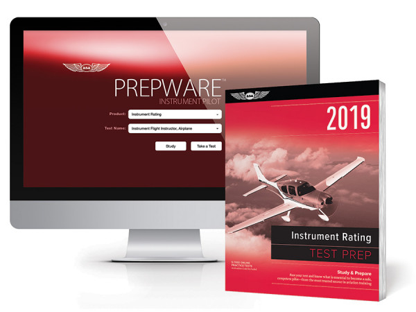 Test Prep 2019: Instrument Rating (Bundle)