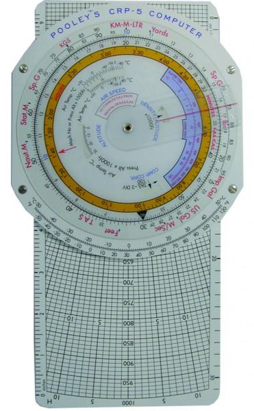 CRP-5 mit Winddiagrammschieber