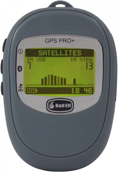 Bad Elf GPS Pro+ BE-GPS-2300 für iPod, iPhone und iPad