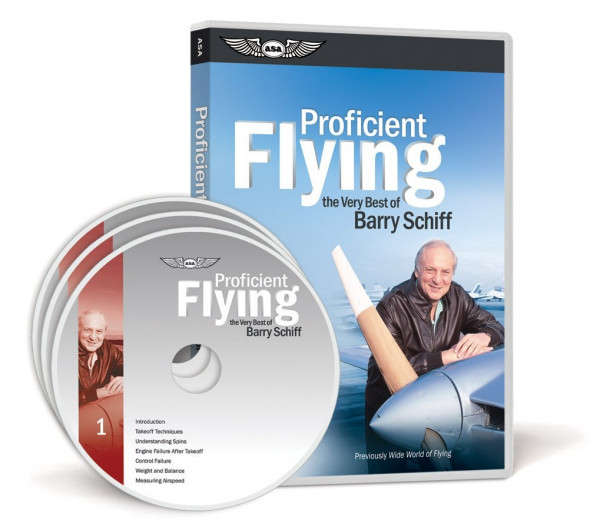Proficient Flying: The Very Best of Barry Schiff