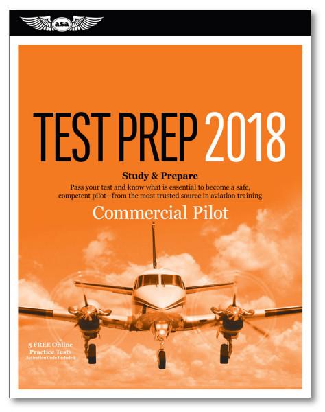 Test Prep Commercial Pilot 2018
