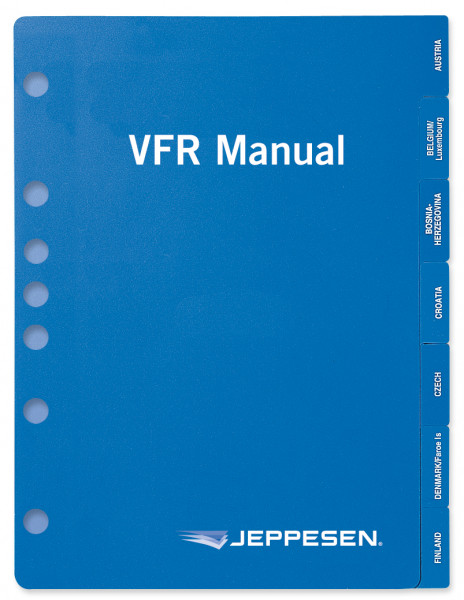 VFR Manual: Länderregister
