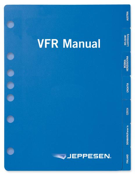 VFR Manual: Länderregister