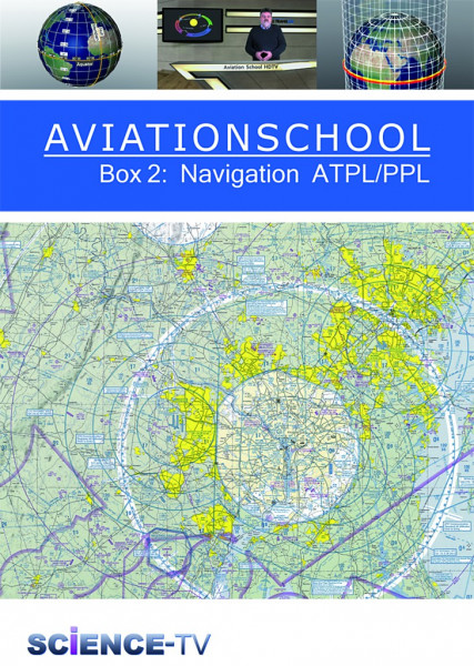Aviationschool: Box 2 - Navigation PPL/ATPL