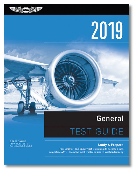 Fast Track 2019 Test Guide: General (Buch)
