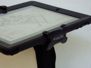 Beinhalterung für Tablet-PC