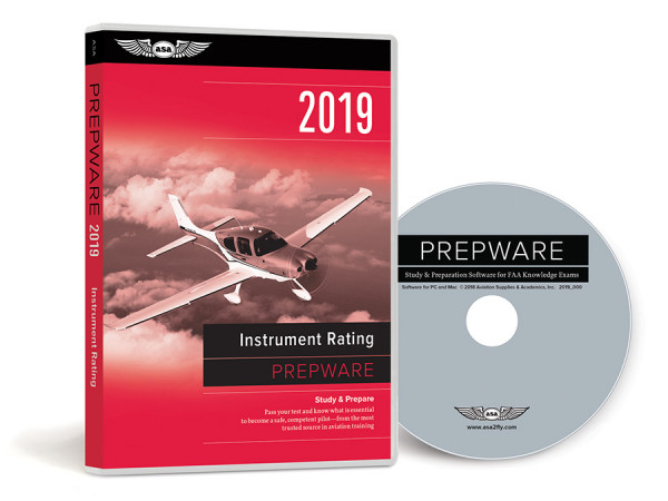 Prepware 2020: Instrument Rating (Software, DVD)