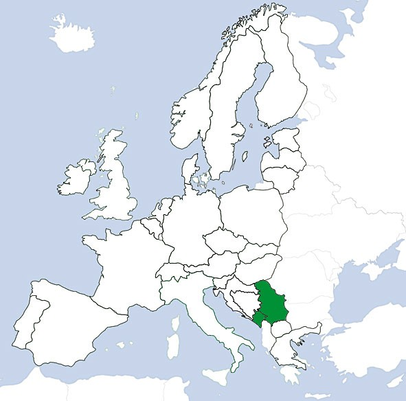 VFR Manual Serbia-Montenegro: TripKit