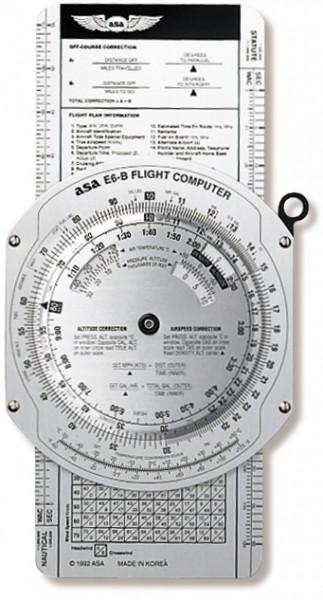 Flight Computer E6-B