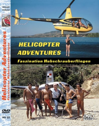 Helicopter Adventures, DVD