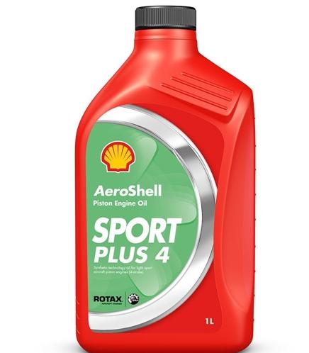 AeroShell Sport Plus 4 Öl, 1 Liter für Rotax