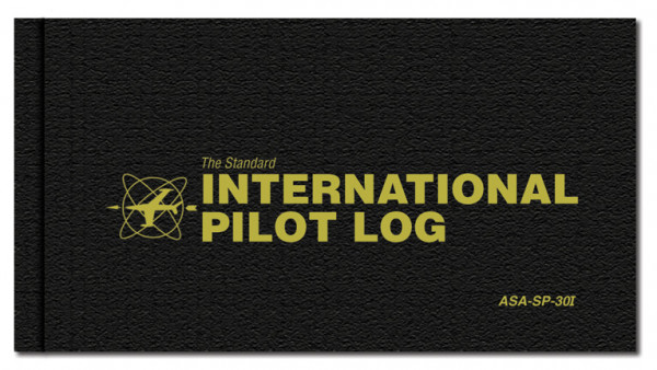 International Pilot Log