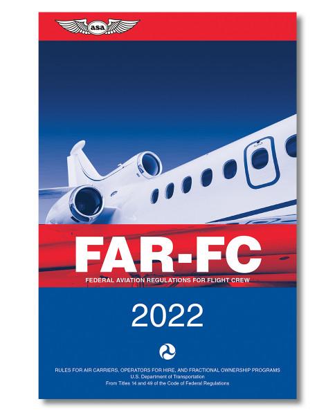 FAR/FC Flight Crew Buch (Softcover)