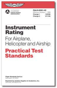 Practical Test Standards: Instrument Rating