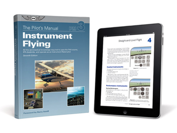 The Pilot's Manual 3: Instrument Flying (eBundle)
