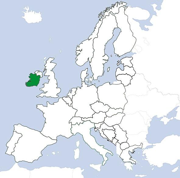 JeppView VFR: TripKit - Irland (digital)