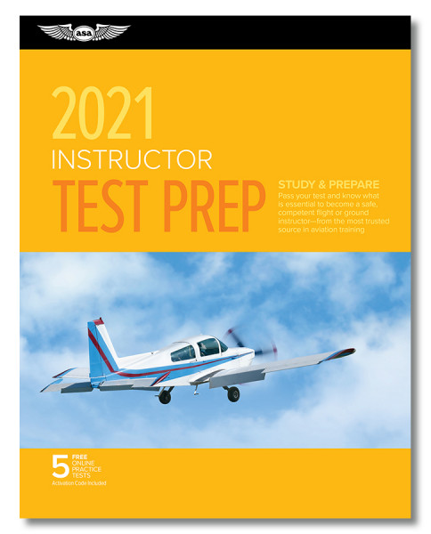 Test Prep 2021: Instructor (Buch)