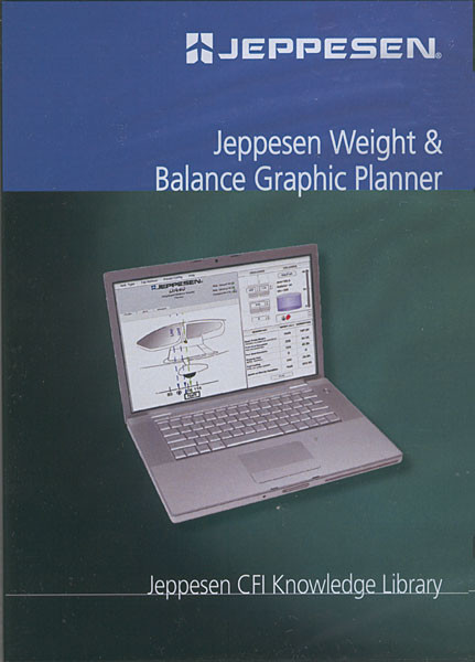Weight & Balance Graphic Planner