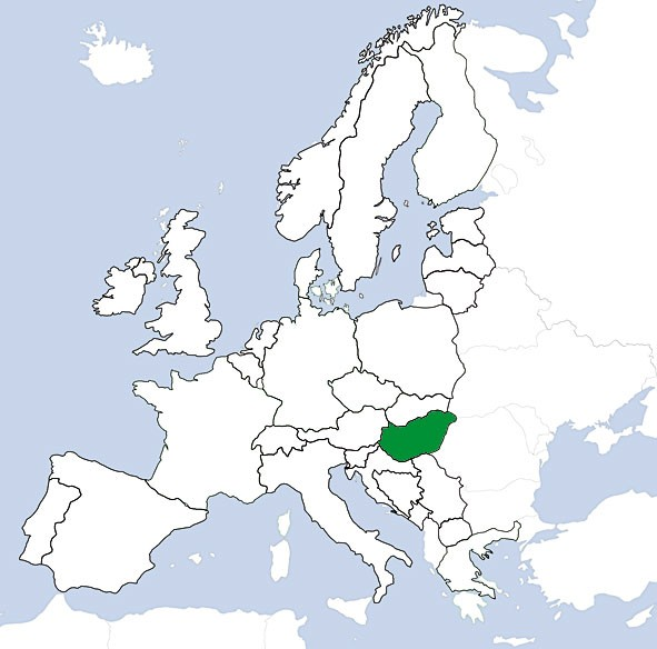 JeppView VFR: Ungarn