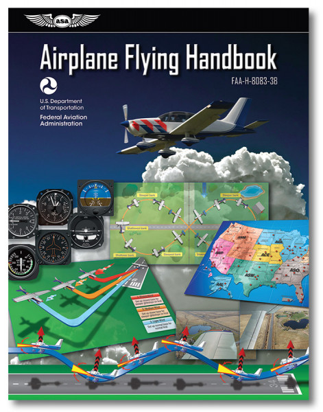 Airplane Flying Handbook (Softcover)