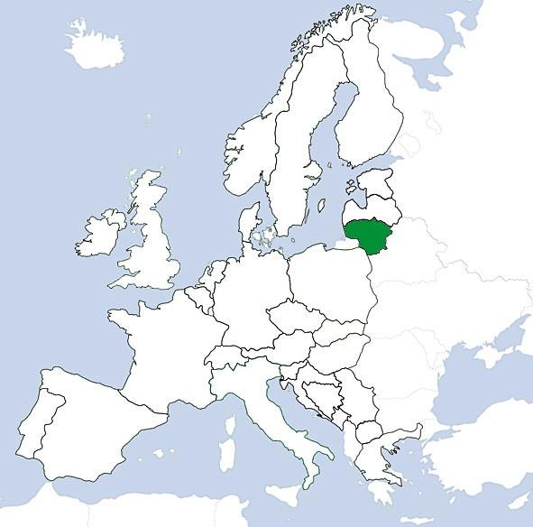 JeppView VFR: Litauen