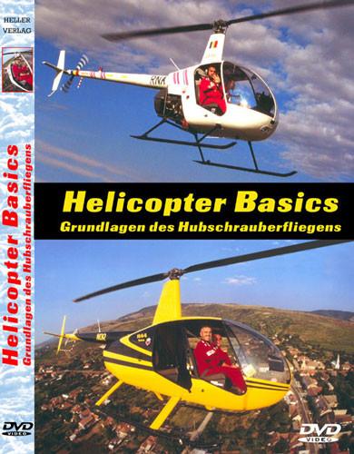 Helicopter Basics - Grundlagen des Hubschrauberfliegens (DVD)