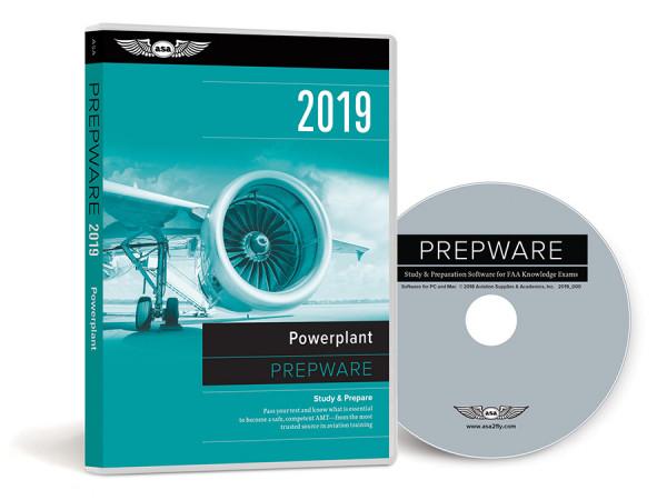 Prepware 2019: AMT Powerplant (Software, DVD)