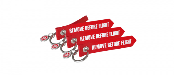 Mini-Originals - REMOVE BEFORE FLIGHT (3 Stück)
