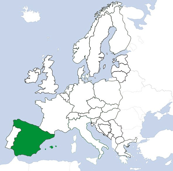 JeppView VFR: Spanien