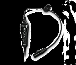 Bose A20 Headset-Kabel XLR-5 mit Bluetooth