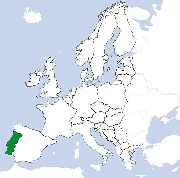 JeppView VFR: Portugal