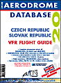 Aerodrome Database 2020: Czech + Slovak Republic (englisch) - (Vorbestellung)