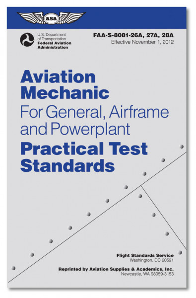AMT Practical Test Standards (4th Edition)