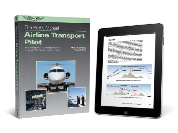 The Pilot's Manual: Airline Transport Pilot (eBundle)