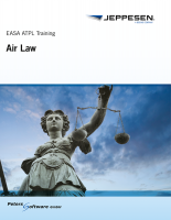 EASA ATPL Training: Air Law