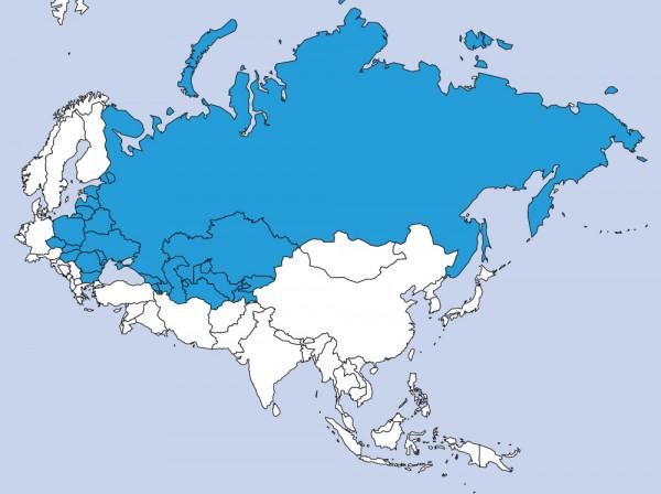 JeppView IFR: EEU Osteuropa