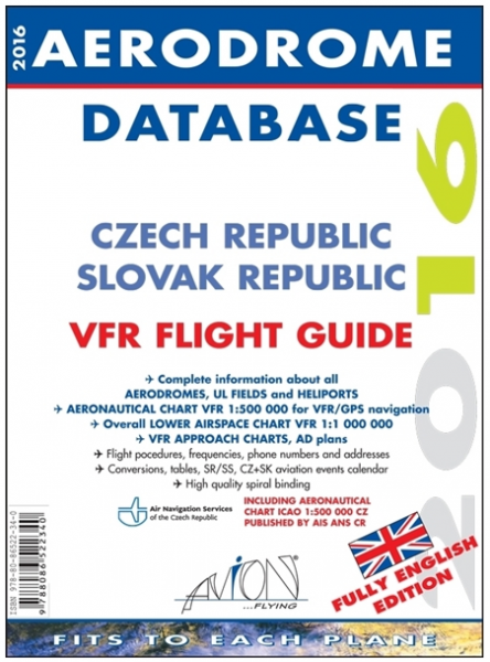 Aerodrome Database: Czech + Slovak Republic (English Version)