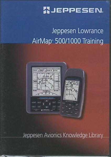 Lowrance AirMap 500/1000 Training CD